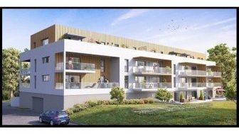 Eco habitat programme Centre de Noyal Châtillon Noyal-Châtillon-sur-Seiche