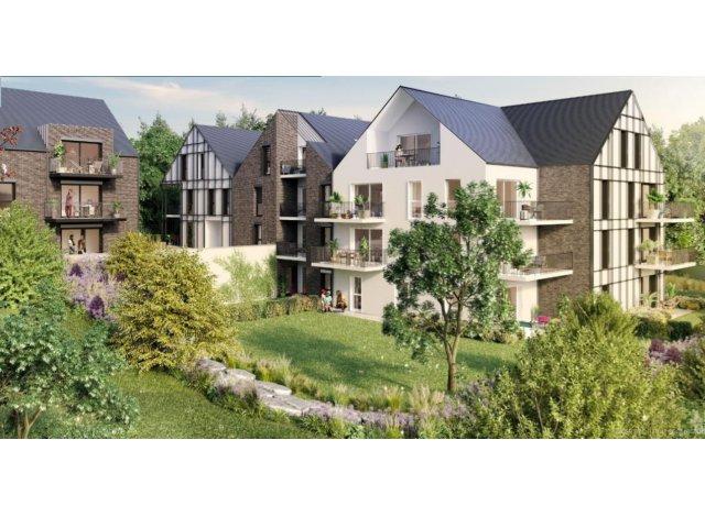 Programme immobilier loi Pinel La Dinardaise à Dinard