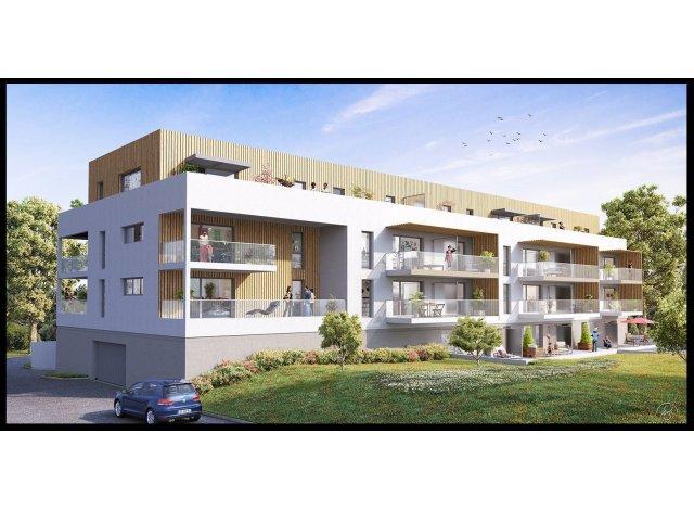 Programme immobilier loi Pinel Centre de Noyal Châtillon à Noyal-Châtillon-sur-Seiche