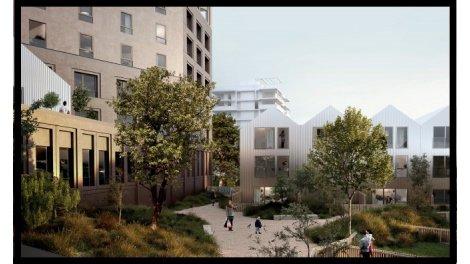 Programme immobilier loi Pinel Plaines de Baud à Rennes