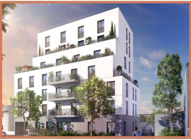 Éco habitat éco-habitat Le Saint Laurent à Rennes