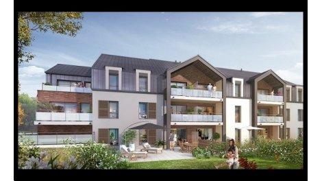 Éco habitat éco-habitat Vivre en Centre-Bourg à Saint-Erblon