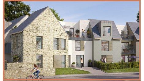 Programme immobilier loi Pinel La Rosais - St Servan à Saint-Malo