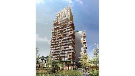 Programme immobilier loi Pinel Le 27 à Vigneux-sur-Seine