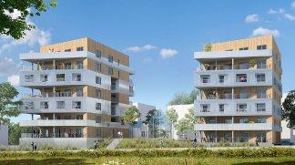Investir programme neuf Nouvel'r Saint-Jacques-de-la-Lande