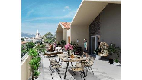 Programme immobilier loi Pinel Ilonis à Aubagne