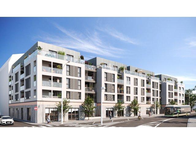 Programme immobilier loi Pinel Art de Ville à Villefranche-sur-Saône