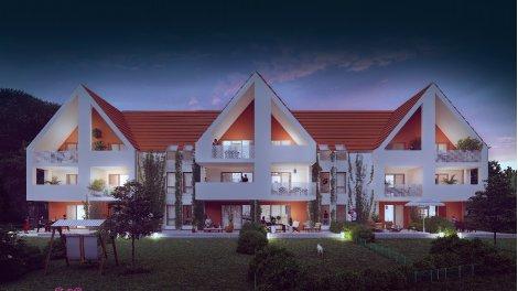 Immobilier ecologique à Osthoffen