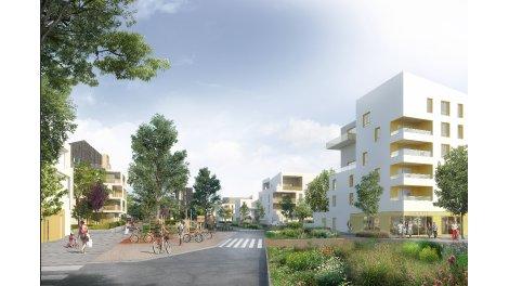 Programme immobilier loi Pinel Côté Parc - Oberhausbergen à Oberhausbergen