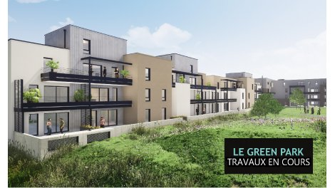 Programme immobilier neuf Le Green Park Thionville