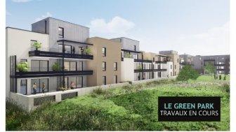 Eco habitat programme Le Green Park Thionville