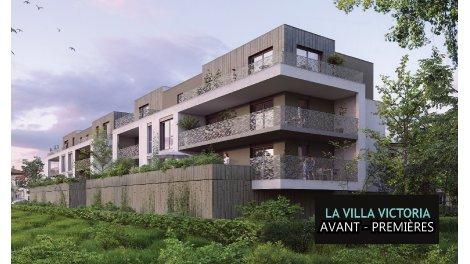 Éco habitat éco-habitat La Villa Victoria à Thionville