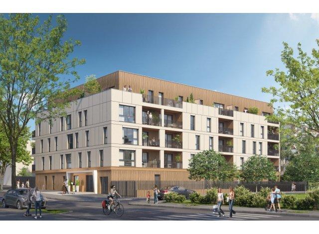 Programme immobilier loi Pinel Parenthèse à Conflans-Sainte-Honorine