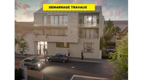 Programme immobilier loi Pinel Les Résidences du Fort à Reims