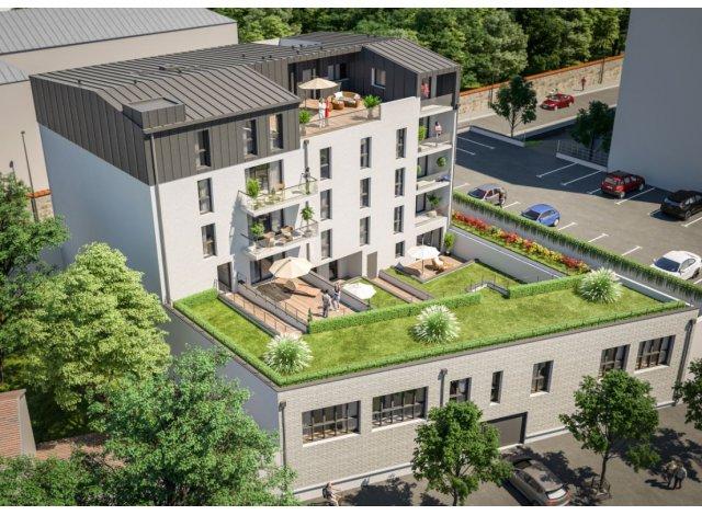 Programme immobilier loi Pinel Villa Louise à Reims