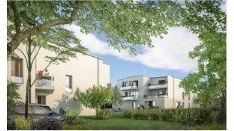 Eco habitat programme Villa Tancauda Tinqueux