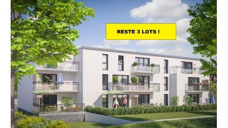 Programme immobilier loi Pinel Les Jardins de Jade à Tinqueux