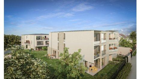 Programme immobilier loi Pinel Villa Tancauda à Tinqueux