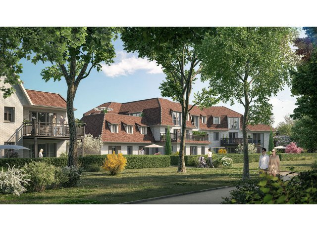 Programme immobilier loi Pinel Romances à Marcq-en-Baroeul
