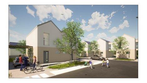 Immobilier ecologique à Saint-Pryve-Saint-Mesmin