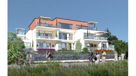 Programme immobilier loi Pinel Vert Loire à Saint-Jean-de-la-Ruelle