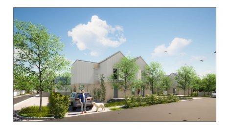 Programme immobilier loi Pinel Oxalis à Saint-Pryve-Saint-Mesmin