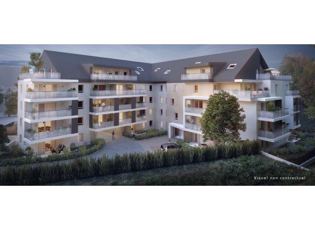 investir dans l'immobilier à Chambéry