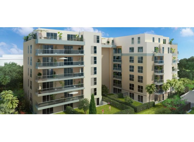 Appartement neuf à Antibes