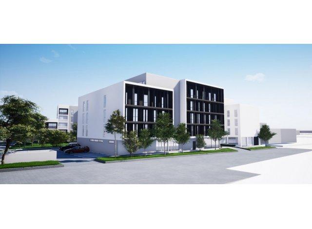 Programme immobilier loi Pinel Inside à Lormont