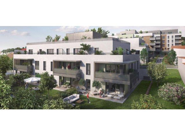 Programme immobilier loi Pinel Les Jardins de Serena à Cachan