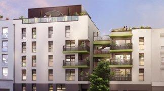 Pinel programme K-Verde Villeurbanne