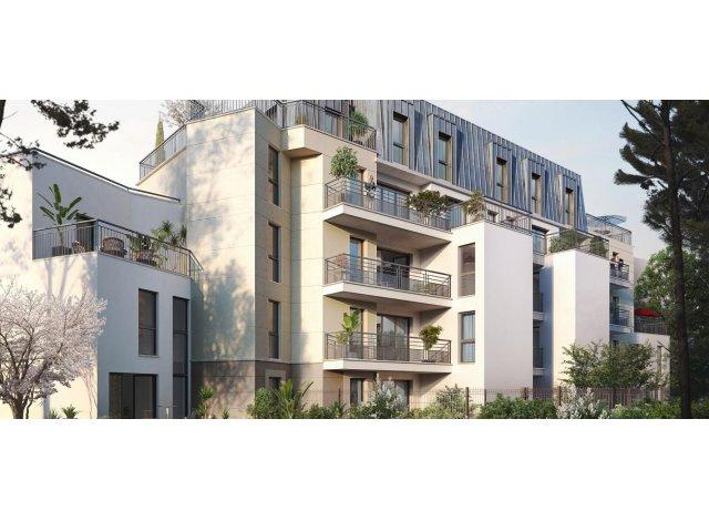 Programme immobilier loi Pinel Villa Gaïa à Viroflay