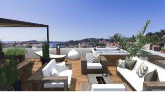 Programme immobilier neuf Villa Cypa Beaulieu-sur-Mer