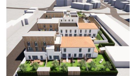 Programme immobilier loi Pinel Allegorie à La Rochelle