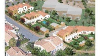 Eco habitat programme Les Jardins de Léo Périgny