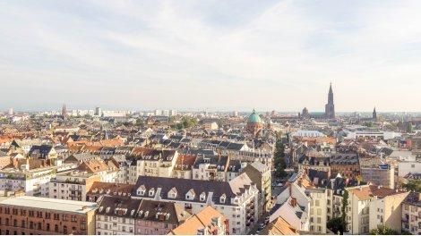 Projet éco construction Strasbourg