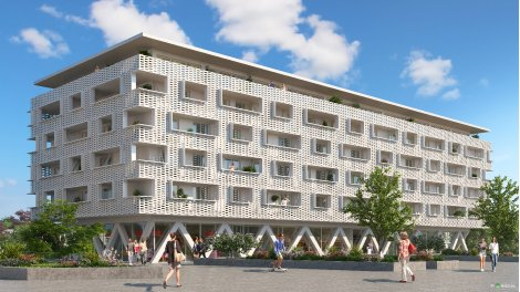 Appartement neuf Unitha à Illkirch-Graffenstaden