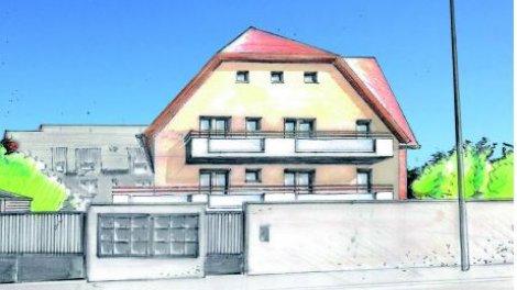 Appartement neuf Le Castellain éco-habitat à Molsheim