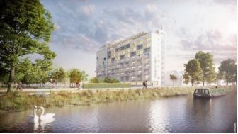 Programme immobilier neuf Latitude 44 Strasbourg