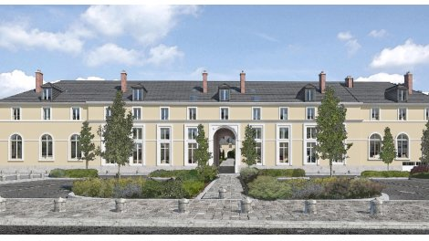 Programme immobilier neuf Amiens Passage Royal