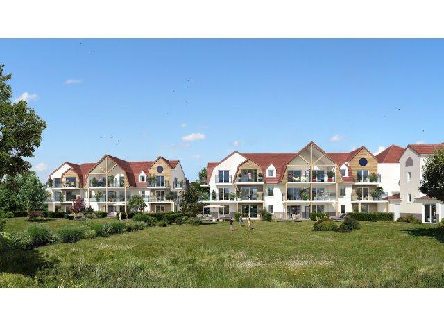 Appartements et maisons neuves Les Terrasses de la Baie éco-habitat à Etaples