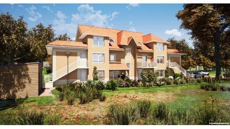Écohabitat immobilier neuf éco-habitat Villa Alexandra