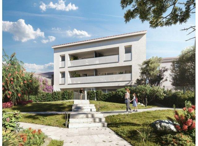 Programme immobilier loi Pinel Agora à Saint-Jory