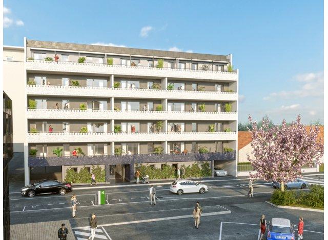 Programme immobilier loi Pinel Villa Jocari à Joué-lès-Tours