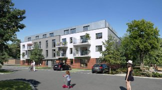 Programme immobilier neuf Domaine d'Alys Comines