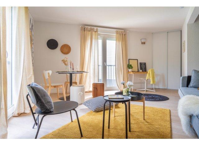 Programme immobilier loi Pinel L'Osën à Pessac