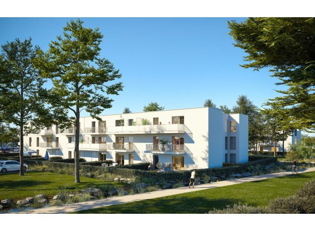 Eco habitat programme Green Latitude Montoir-de-Bretagne