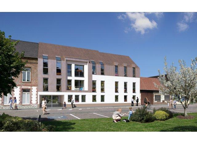 Appartement neuf La Vigie éco-habitat à Montreuil
