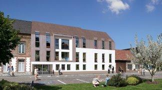 Éco habitat neuf à Montreuil