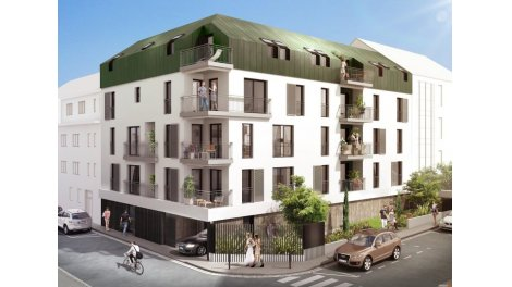 Programme immobilier neuf Carre Grillaud à Nantes